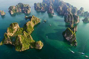 La beauté cachée du Vietnam 15 jours incontournable