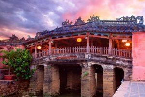 pont couvert japonais hoi an