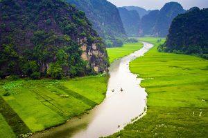 Présentation de la région Ninh Binh Vietnam