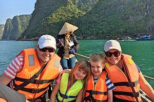 Vacances en famille au Vietnam 12 jours