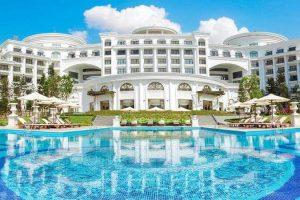 baie d'halong et hotel