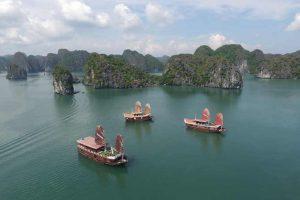 baie d'halong et lan ha