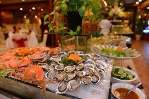 baie d'halong et restaurant