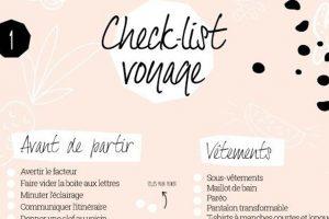 checklist voyage vietnam