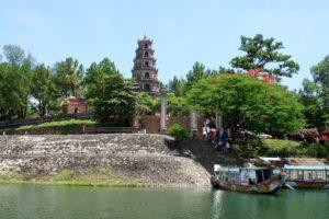 decouvrir la pagode de la Dame céleste