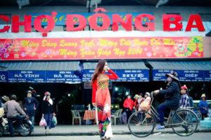 decouvrir le marché Dong Ba