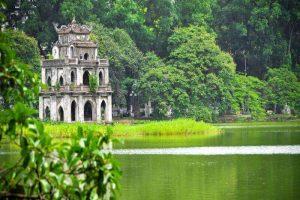 hanoi guide Lac Hoan Kiem