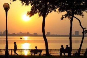 hanoi guide Lac de l'Ouest Hanoi