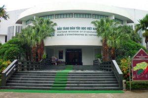 hanoi guide Musée ethnographique Hanoi