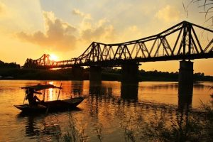 hanoi guide Pont Long Bien